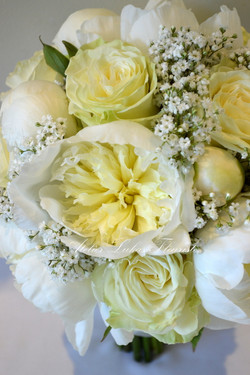 Fleuriste Mariage Québec - Vanille