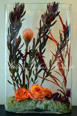 Automne Vase Photo