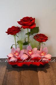 Arrangement Floral - St-Valentin