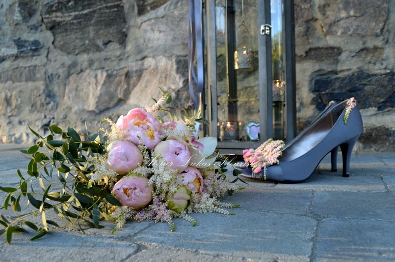 Fleuriste Mariage - Ombre d'été