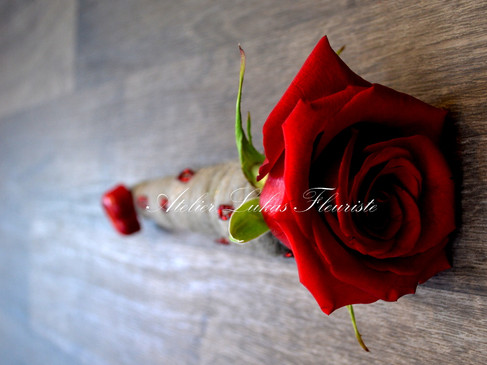 Rose Rouge - St-Valentin