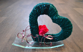 Fleurs - Love - St-Valentin- Fleuriste