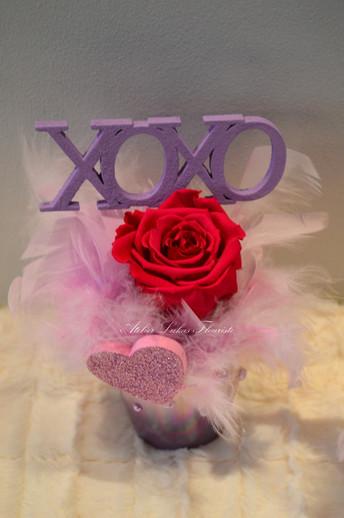 Livraison Fleurs St-Valentin Atelier Lukas Fleuriste