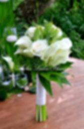 Fleuriste mariage Portneuf, Atelier Lukas Fleuriste