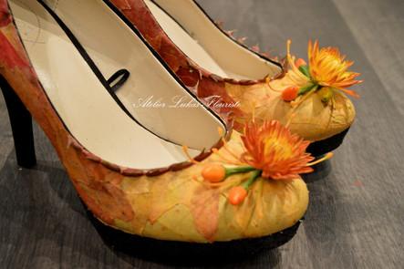 Art Floral Souliers