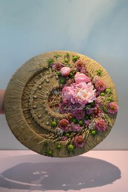 Floral Couture - Pistache