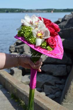 Fleuriste Mariage Québec - Méduse