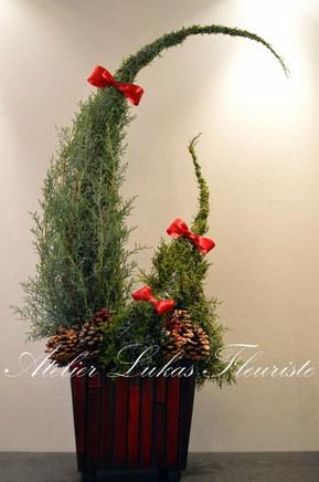 Arrangement Noël - Sapin