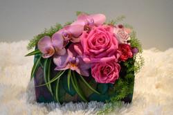 Floral Couture - Fourreau
