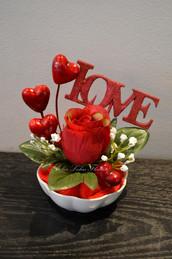 Arrangement Love - St-Valentin