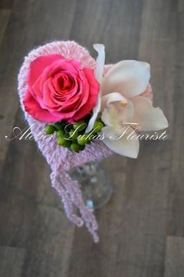 Bouquet Fleurs St-Valentin