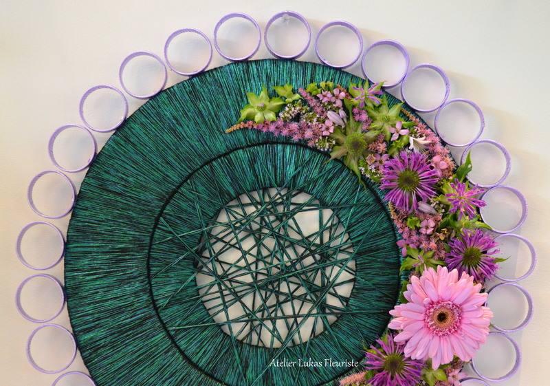 Floral Couture - Petite Pluie