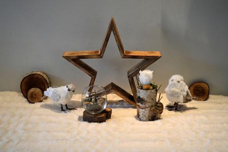 Décoration Noël Étoile