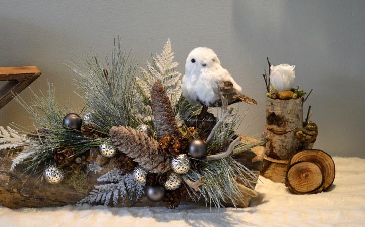 Noël Fleuriste Portneuf Québec