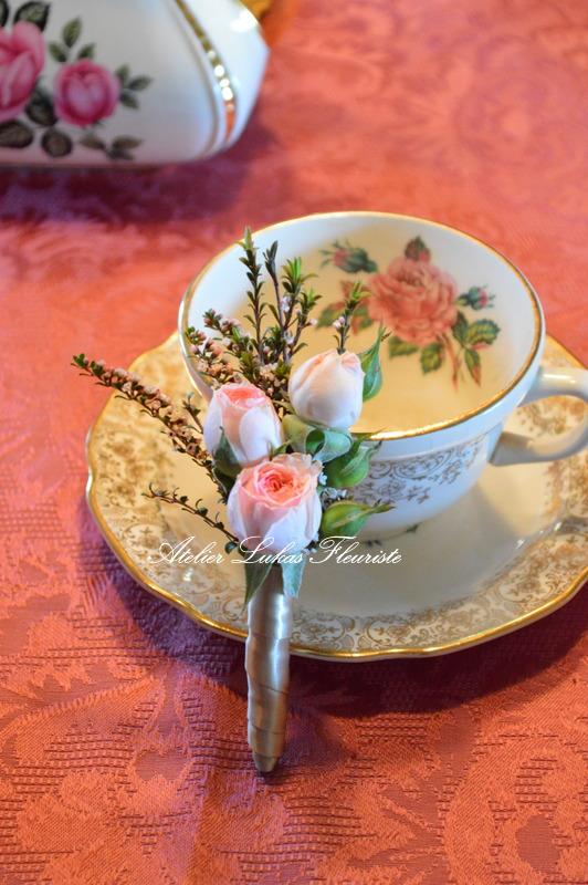 Mariage Vintage - Essence de Rose