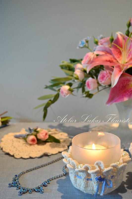Mariage Vintage - Aube de Duchesse