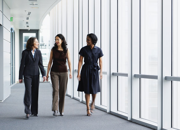 Decode the Dress Code - Easy style fixes for the woman in business