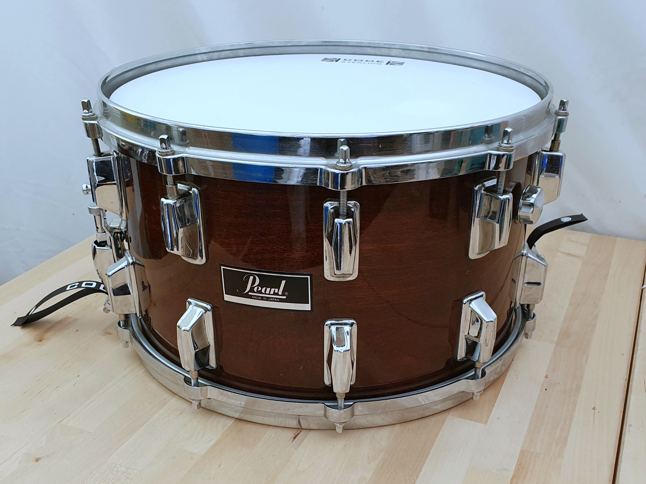 Pearl Snare with new Throw/butt