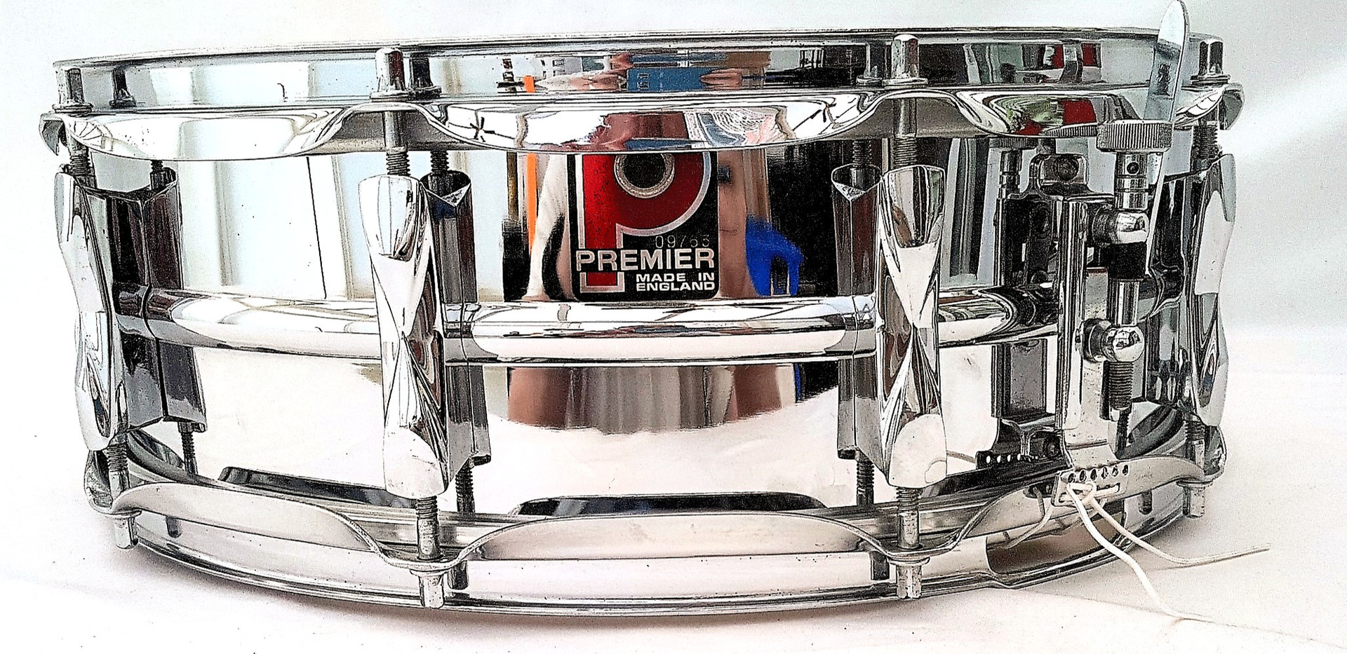 Fully refurbsihed Premier Snare Drum