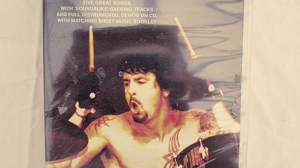 Play Along Drums Audio CD: Rock