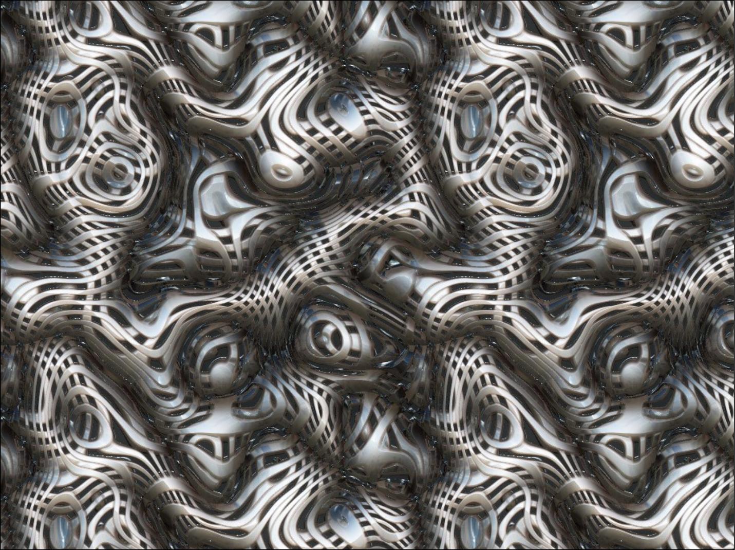 Deep Metal Maze