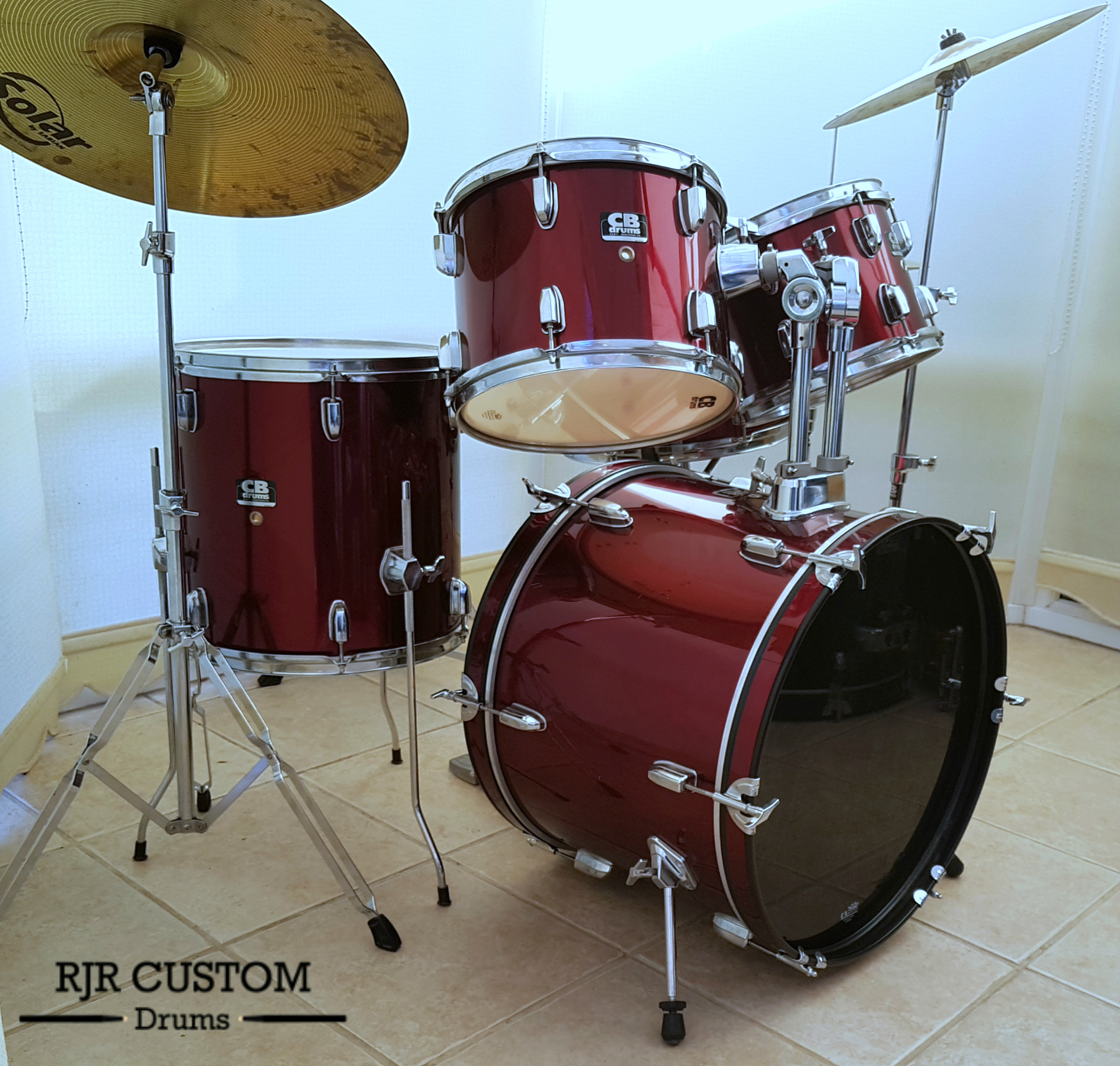 Red CB Kit, Fully Refurbsihed