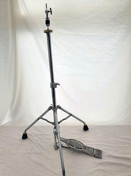 Ludwig 1123 Spur-Lok Vintage 60s-70s Hi-Hat Cymbal Stand