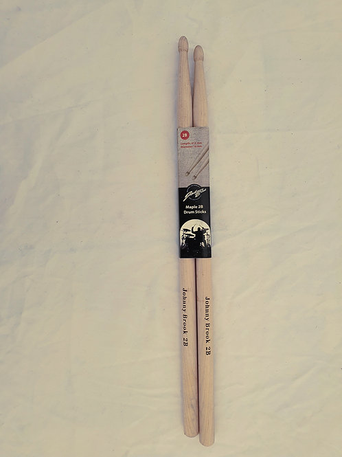 Johnny Brook 2B Drumsticks