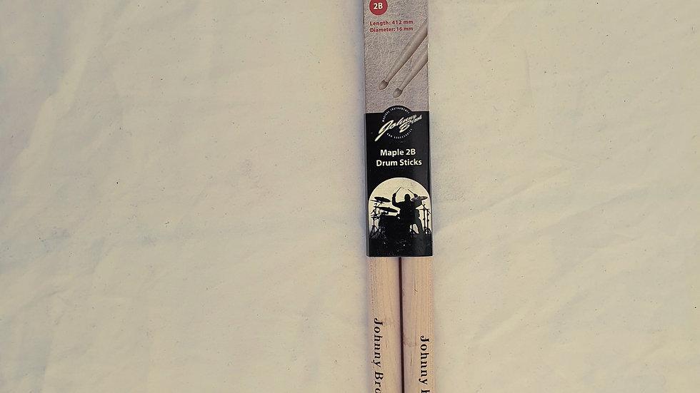 Johnny Brook 2B Drumsticks