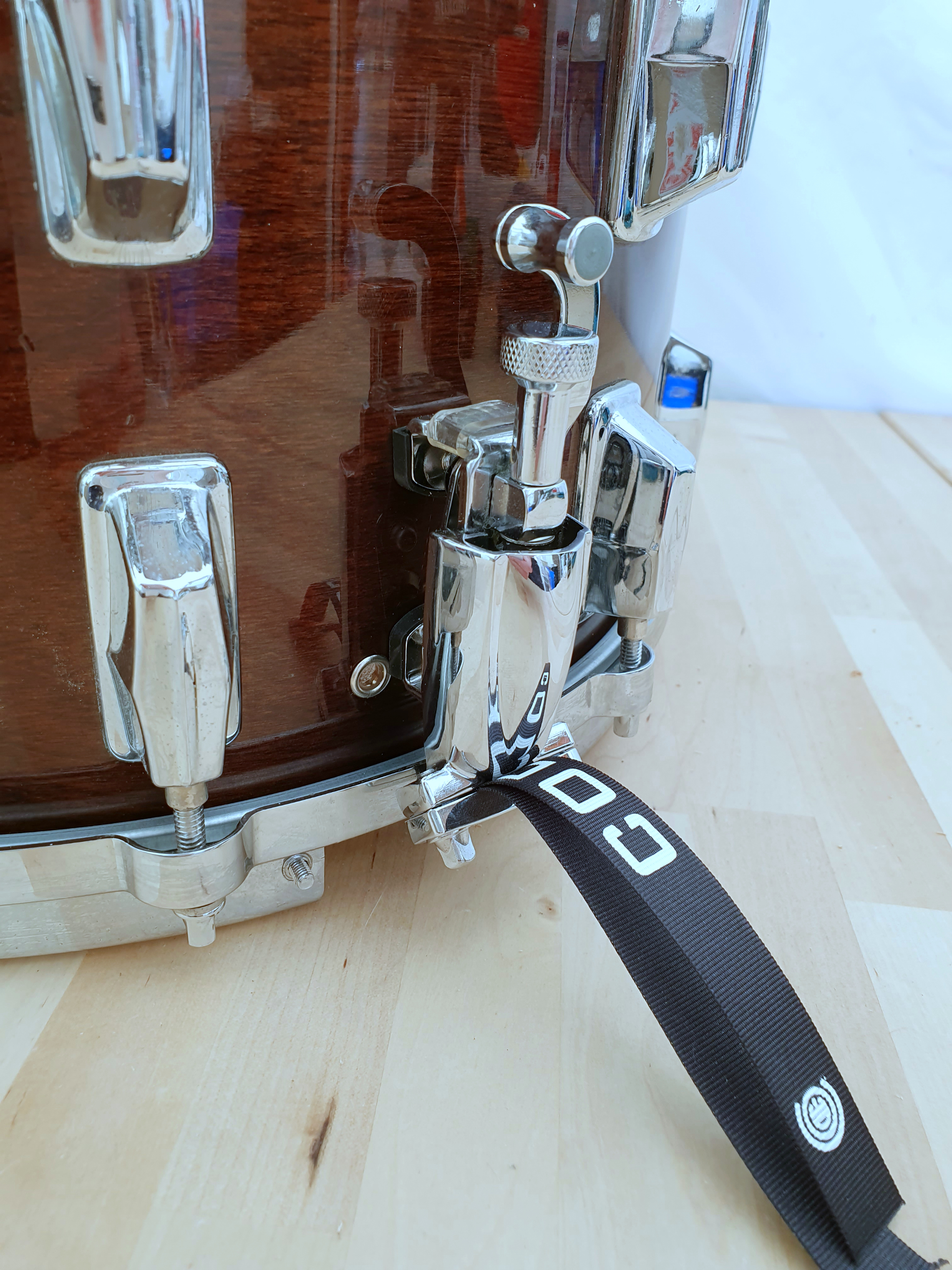 Pearl Snare Drum - Re-drilled