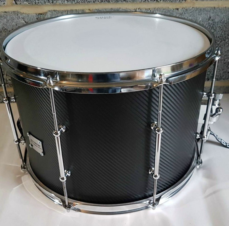 Carbon Fibre Snare Drum