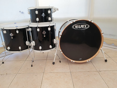 DDrum Diablo 4 Piece Drum Kit [Shell Pack & Mounting Bracket Only]