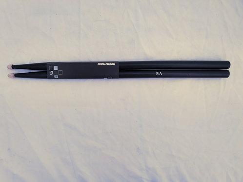 Unbranded 5A Black Drumsticks