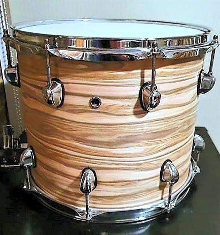 Real Zebrano wood veneer