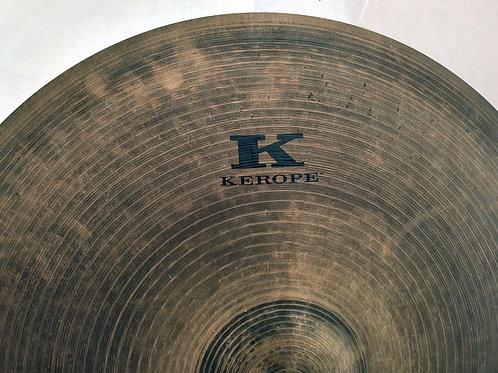 Zildjian KR19C Kerope 19 Inch Crash Cymbal