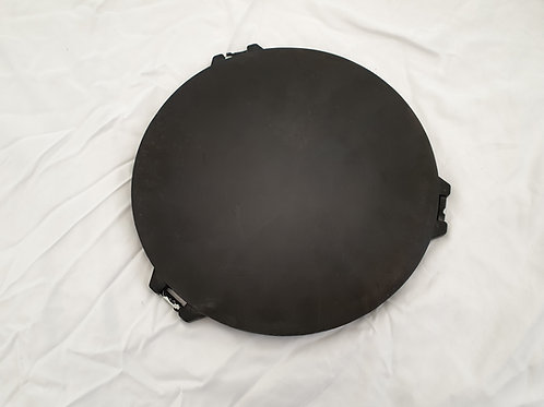 Rubber Bass Drum Muffling Pad (Missing Straps)