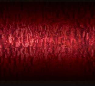 Red Ripple Fade