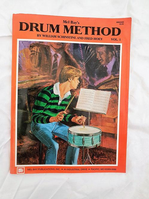 Mel Bay's Drum Method [VOL.1]