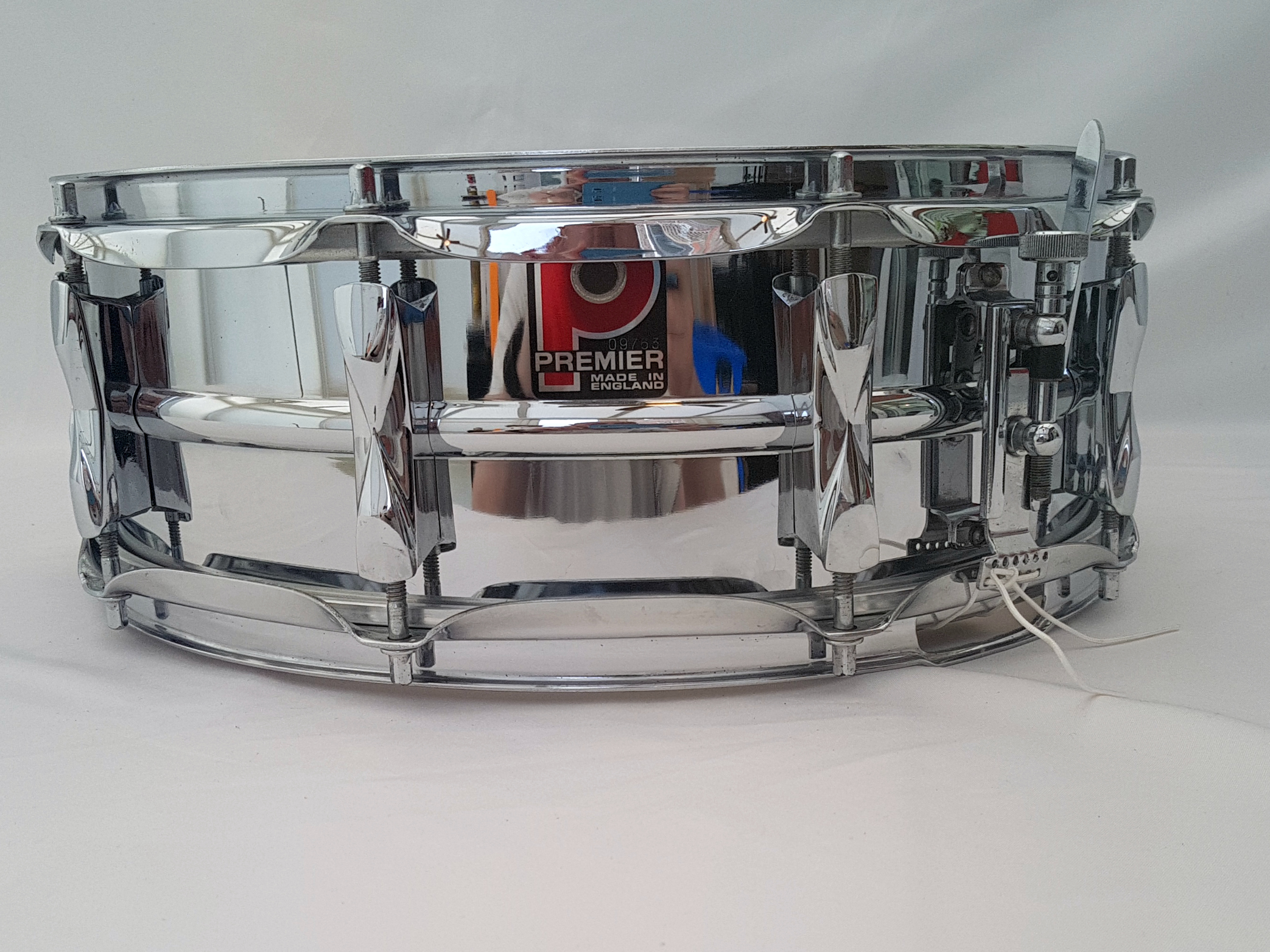 Refurbished Premier 1035 Snare Drum