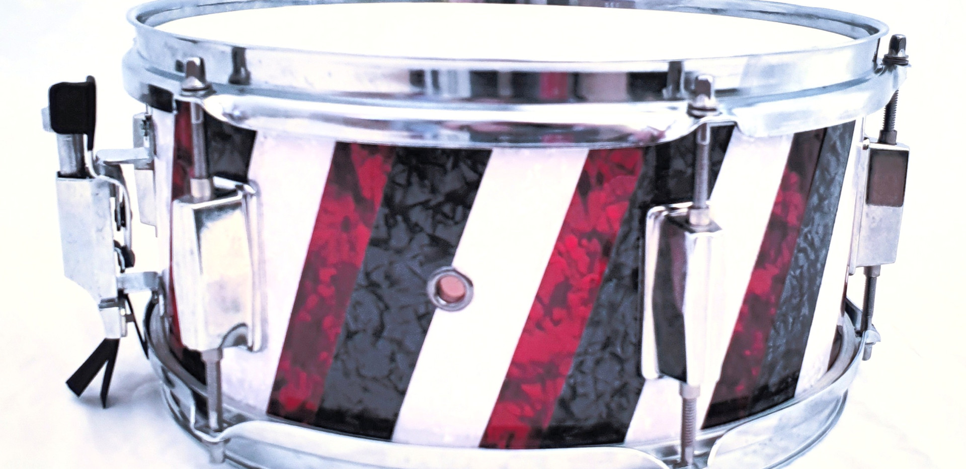 "12"" x 4.5"" Custom wrapped Snare Drum"
