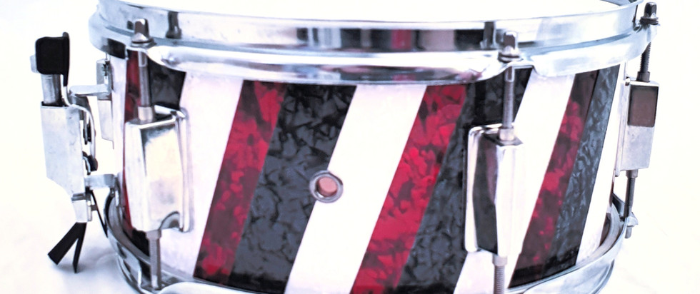 """12"""" x 4.5"""" Custom wrapped Snare Drum"""