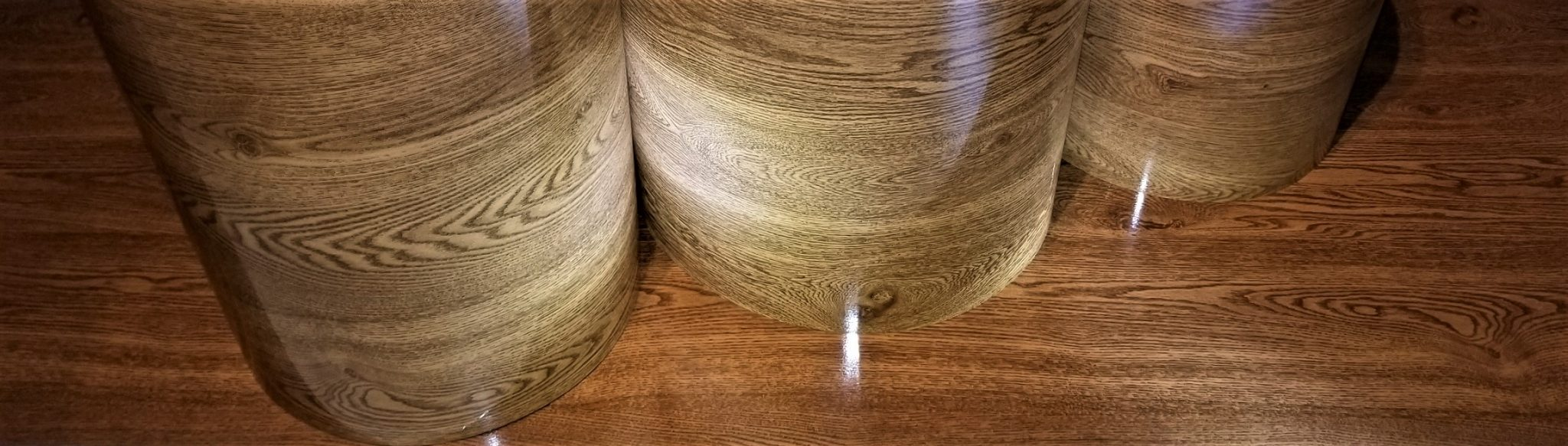 Golden Oak Wood Grain
