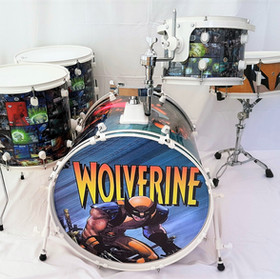 Wolverine / X-Men Comic Book Kit