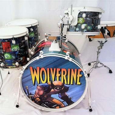 Wolverine/ X-men Comic Book Kit