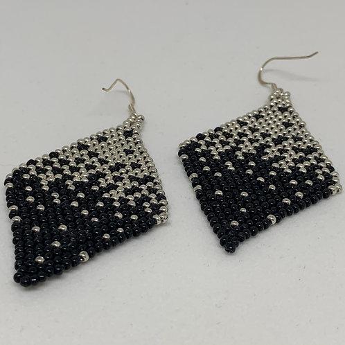 Beaded Earrings - Hollywood