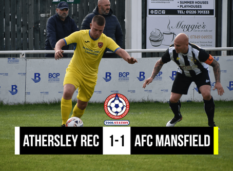 HIGHLIGHTS | Athersley Recreation 1-1 Bulls