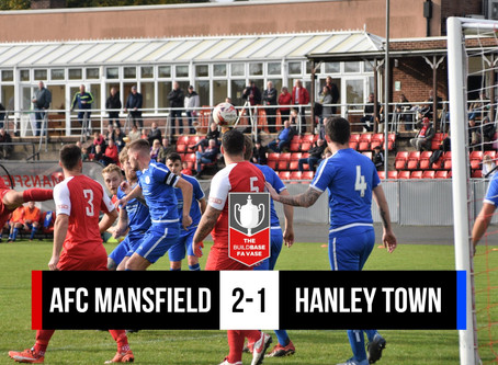 HIGHLIGHTS | Bulls 2-1 Hanley Town (AET)
