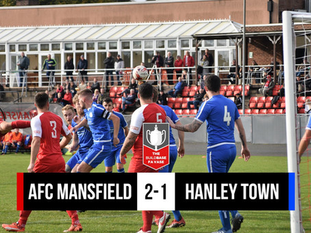 HIGHLIGHTS | Bulls 2-1 Hanley Town (AET)
