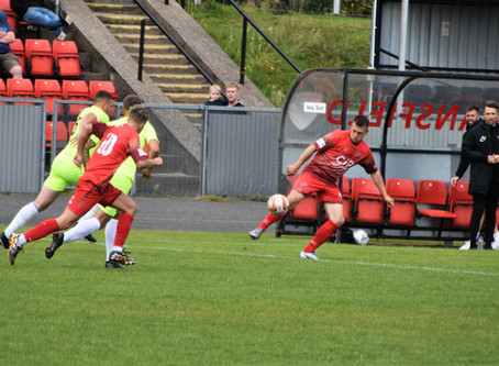 Match Gallery: AFC Mansfield vs  Eastwood CFC 5.09.2020