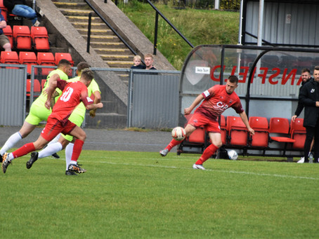 Report | AFC Mansfield 2 - 3 Eastwood Community